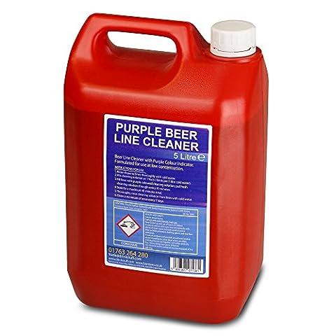 Beer Line Cleaner 5ltr Bottle | Beer Pump Cleaner |