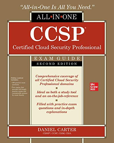 Ccsp Certified Cloud Security Professional All-In-One Exam Guide, Second Edition Security Tester