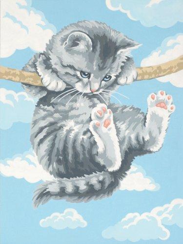 Maße paintworks Malen lernen Aufhängen auf Kitty (Kitty Kit)