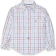 boboli Poplin Shirt Check For Baby Boy, Camisa para Bebés