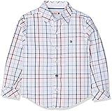 Boboli Baby-Jungen Hemd Camisa popelín Cuadros de bebé niño, Mehrfarbig Multicolor 9823, 80 cm