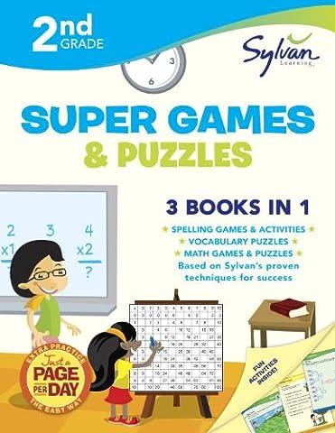 2nd Grade Super Games & Puzzles