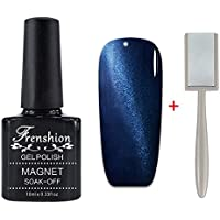 Frenshion 10ML Smalto Semipermanente Magnetico Gel Nail Polish UV LED Ricostruzione Unghie Arte 88