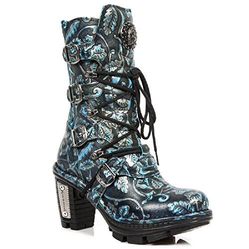 New Rock Neotrail Blau Stiefel M.NEOTR005-S41 Blue