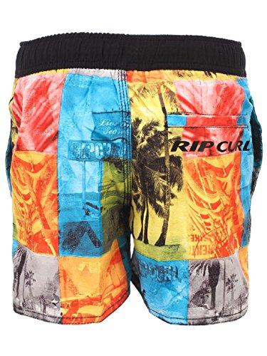 Rip curl - Volley damier multico jr - Short de bain Divers ou multicolor