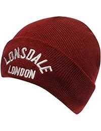 Lonsdale Unisex Logo Mütze