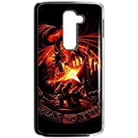 persoanl ized Design Fire Department LG G2 Case Custom Cover For LG G2