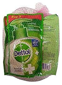 Dettol Handwash - Original, 525ml Combo Pack