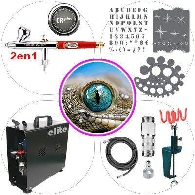 eLITe Airbrush Kit 043 Master