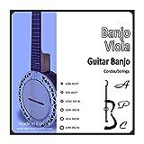 APC CORBJ GTC - Cordes pour instrument: Banjo Guitare