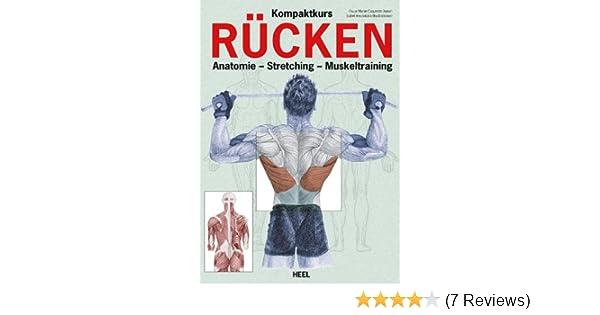 Kompaktkurs Rücken: Anatomie - Stretching - Muskeltraining eBook ...