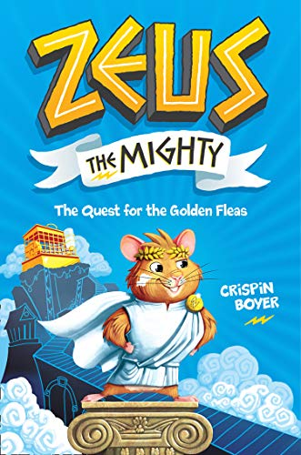 Zeus The Mighty (English Edition) eBook: Crispin Boyer, Kate ...