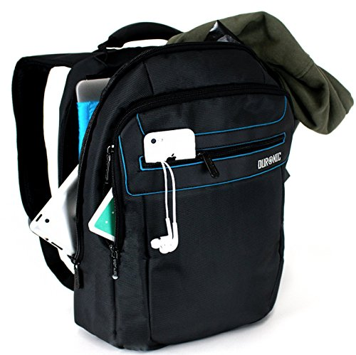 """Duronic LB15 """"Compact"""" - Zaino per PC/Laptop/MacBook 13.3"""" - 15.6"""""""