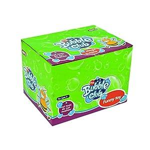 Gifts 4 All Occasions Limited SHATCHI-574 - Juego de 4 piezas de burbujas surtidas para decoración de mesa de cumpleaños, bodas, despedidas de soltera, fiestas