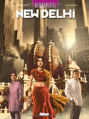 Uchronie s - New Delhi - tome 1