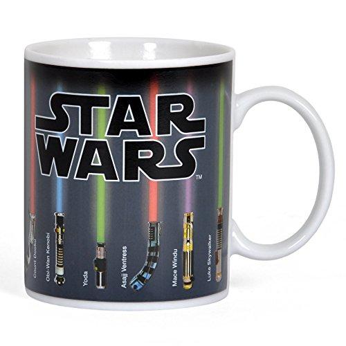 Heat Change Tasse (Star Wars Light Saber)