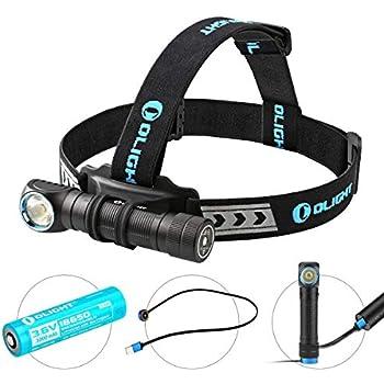18650 Batterie enthalten IMALENT HR20 1000 Lumen Stirnlampe USB wiederaufladbare Taschenlampe LED super helle IPX-8 wasserdichte Scheinwerfer verstellbarer Scheinwerfer f/ür Camping Wandern Angeln