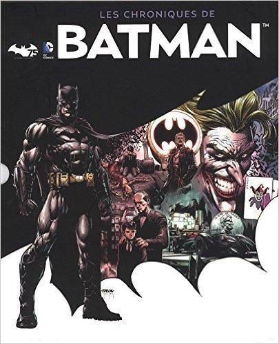 Les chroniques de Batman de Matthew K. Manning ( 13 novembre 2014 )