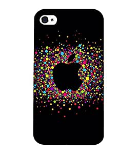 SASH DESIGNER BACK COVER FOR APPLE IPHONE 4