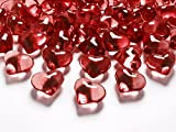 PartyDeco Cristalli Decorativi, Rosso, AH2-21-007-KARTON