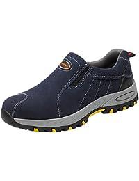 código promocional 35ce2 70c5e Amazon.es: calzado seguridad - Sin cordones: Zapatos y ...