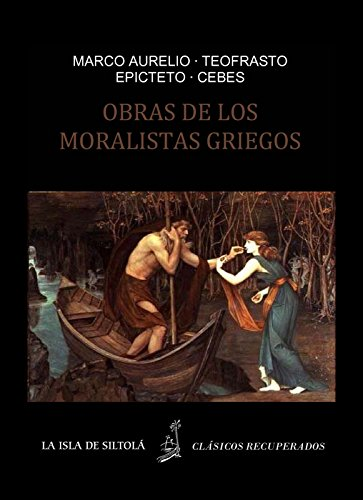 Moralistas griegos. Soliloquios o Meditaciones de Marco Aurelio ...