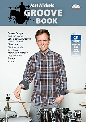 Jost Nickels Groove Book | Drumset | Buch & CD