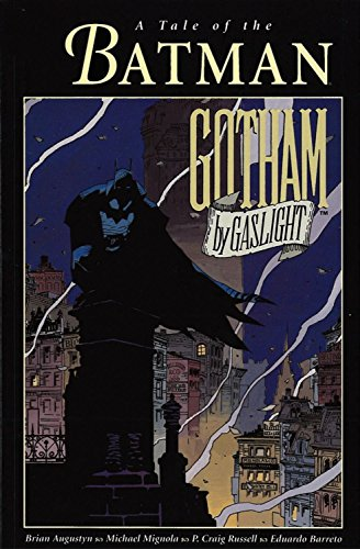 Batman's Kostüm Eltern - Batman: Gotham by Gaslight