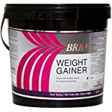 Wellness Qed Brio Nutrition Weight Gainer 5Kg Chocolate