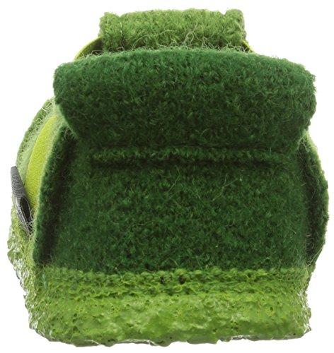 Nanga Berg Jungen Flache Hausschuhe Grün (grün/90)