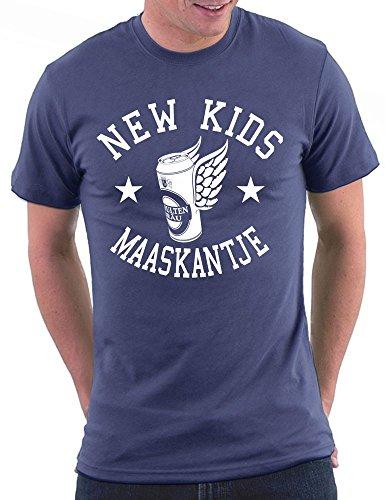 New Kids T-shirt Deepred