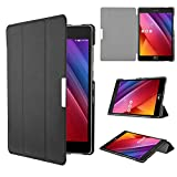 iBetter ASUS ZenPad 8 Z380M Case, ASUS Z380M-Ultra Lightweight Slim Smart Cover Case with Stand Function for ASUS ZenPad 8 Z380M 8.0 inch Tablet-Black