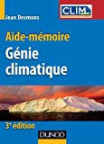 Aide-mémoire de génie climatique - 3ème édition