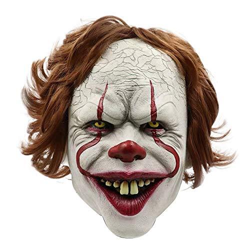 Deluxe Scorpion Maske - BRG315 Clown Latex Maske Horror Cosplay