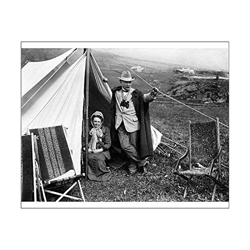 Price comparison product image Media Storehouse 10x8 Print of Politics - Margaret and David Lloyd George (1719557)
