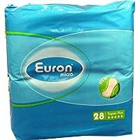 EURON MICRO super plus cotton feel Vorlagen 28 St preisvergleich bei billige-tabletten.eu