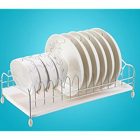 CLG-volar la cocina de acero inoxidable en la cubeta de agua, Lek Yuen montaje en rack#17con alta calidad