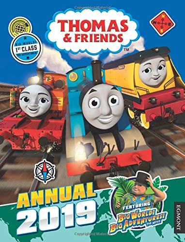 Thomas & Friends: Annual 2019 (Annuals 2019) por Egmont Publishing UK