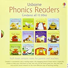 Phonics Readers, 12 Vols.