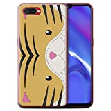 eSwish Gel TPU Phone Case/Cover for Oppo RX17 Neo/Tiger