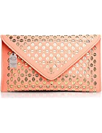 Mammon Women's Clutch with sling (c-file 30x17x2CM)