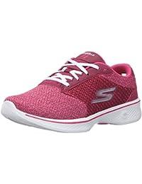 Skechers Damen Gowalk 4-Exceed Sneakers