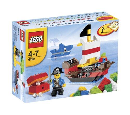 LEGO 6192 - Bausteine Piraten Lego Piraten Spiel
