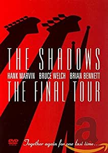 The Shadows: The Final Tour [DVD] [2002]
