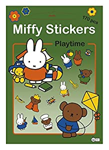 Miffy Stickers Hora de Jugar (Barbo Toys 9940)