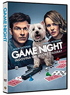 Game Night - Indovina Chi Muore Stasera? (1 DVD)