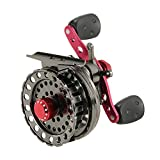 Lixada Leichtgewicht Fishing Wheel 2.6: 1 Gear Ratio, Rechts / Links Hand Aluminium Alloy Reel