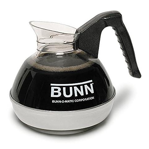 Bunn 6100 Easy Pour Replacement Decanter, Black (Bunn Decanter)