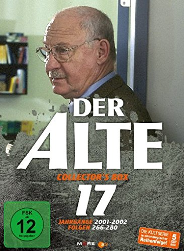 Der Alte - Collector's Box Vol. 17 (Folgen 266-280) [5 DVDs]