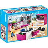 PLAYMOBIL 5582 - Designerküche + PLAYMOBIL 5575 - Einbau-Swimmingpool